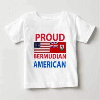 Proud Bermudian American Baby T-Shirt