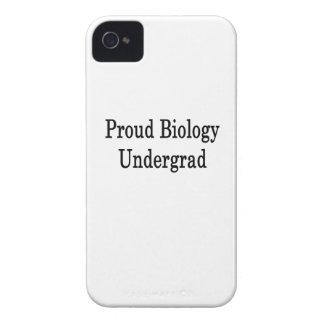 Proud Biology Undergrad Blackberry Bold Cases
