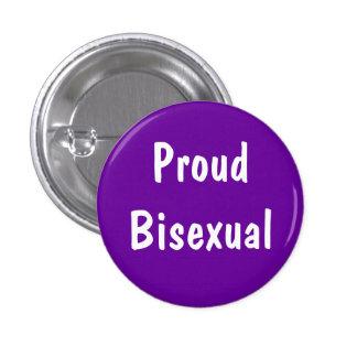 Proud Bisexual badge