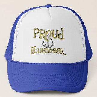 Proud Bluenoser Nova Scotia anchor hat