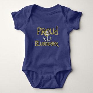 Proud Bluenoser Nova Scotia anchor shirt