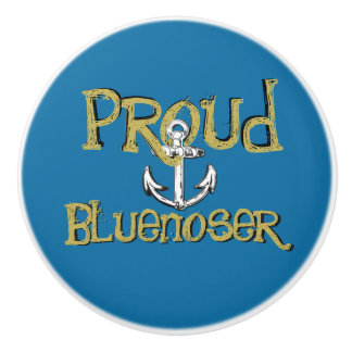 Proud bluenoser Nova Scotia drawer pull