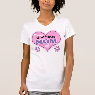 Proud Boerboel Mom T-Shirt