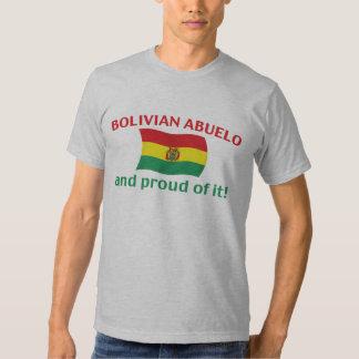 Proud Bolivian Abuelo Tshirt