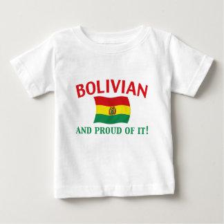 Proud Bolivian Baby T-Shirt