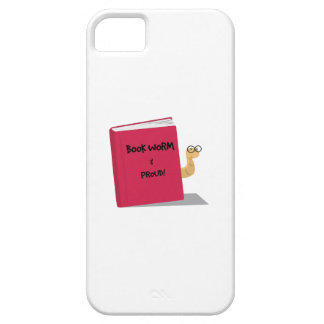 Proud Book Worm iPhone 5 Covers