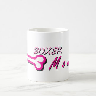 Proud Boxer Momma Bone Coffee Mug