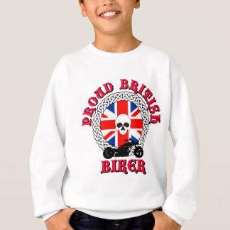 Proud British Biker Sweatshirt