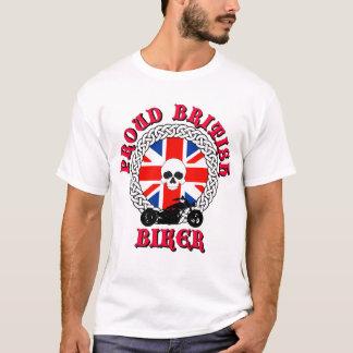 Proud British Biker T-Shirt