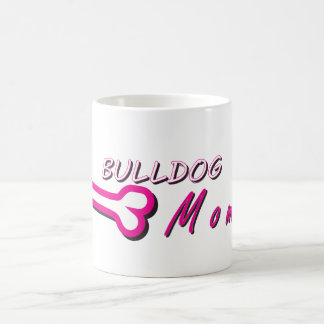 Proud Bulldog Momma Bone Coffee Mug