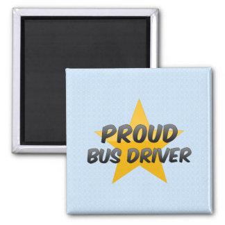 Proud Bus Driver Magnet