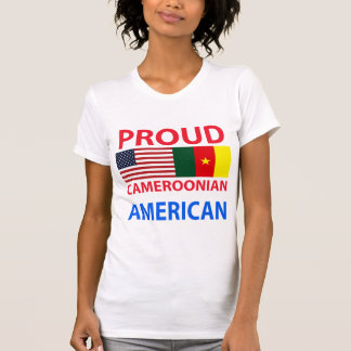 Proud Cameroonian American T-Shirt