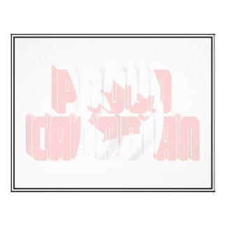 Proud Canadian Custom Flyer