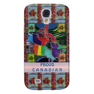 Proud Canadian Galaxy S4 Case