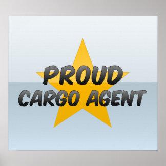 Proud Cargo Agent Poster