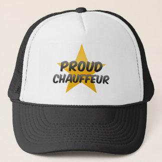 Proud Chauffeur Trucker Hat