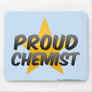 Proud Chemist Mousepads