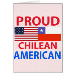 Proud Chilean American