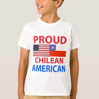 Proud Chilean American T-Shirt
