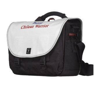 Proud Chilean Warrior Computer Bag
