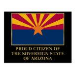 Proud Citizen of  Arizona Post Cards