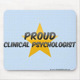 Proud Clinical Psychologist Mousepads
