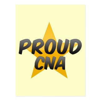 Proud Cna Postcard