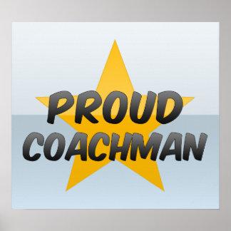 Proud Coachman Print