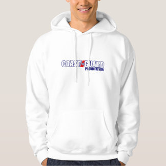 Proud Coast Guard Father Hoodie