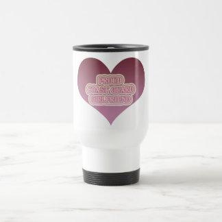 Proud Coast Guard Girlfriend Coffee Mug