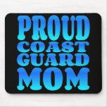 Proud Coast Guard Mum Mouse Pad