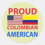 Proud Colombian American