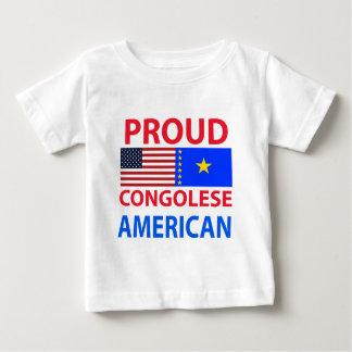 Proud Congolese American T Shirt
