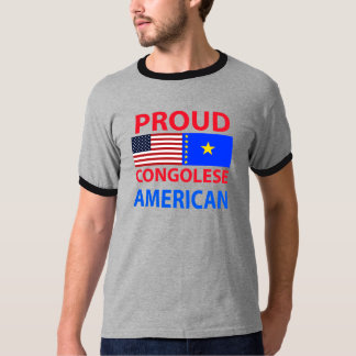 Proud Congolese American T-shirts