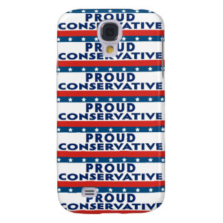 Proud Conservative Samsung Galaxy S4 Cover