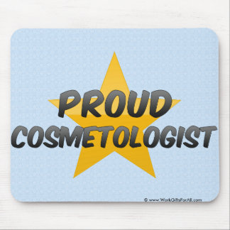 Proud Cosmetologist Mouse Pads