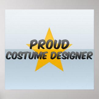 Proud Costume Designer Poster