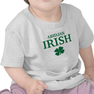 Proud Custom Abidjan Irish City T-Shirt