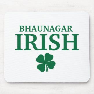 Proud Custom Bhaunagar Irish City T-Shirt Mouse Mats