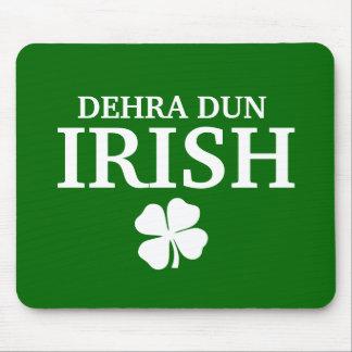 Proud Custom Dehra Dun Irish City T-Shirt Mouse Pads