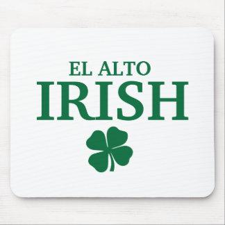 Proud Custom El Alto Irish City T-Shirt Mouse Pad