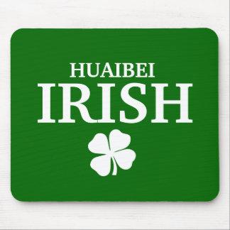 Proud Custom Huaibei Irish City T-Shirt Mouse Mat