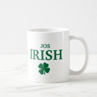 Proud Custom Jos Irish City T-Shirt Mugs