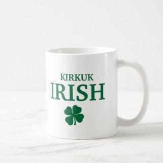 Proud Custom Kirkuk Irish City T-Shirt Basic White Mug