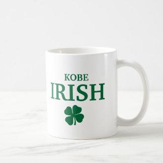 Proud Custom Kobe Irish City T-Shirt Basic White Mug