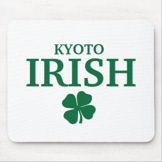 Proud Custom Kyoto Irish City T-Shirt Mouse Mat