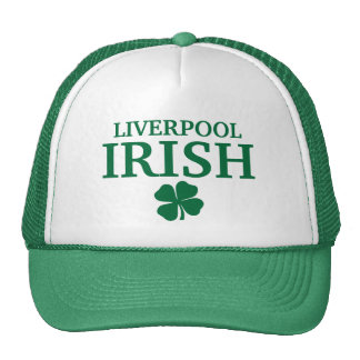 Proud Custom Liverpool Irish City T-Shirt Trucker Hats