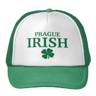Proud Custom Prague Irish City T-Shirt Hat