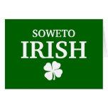 Proud Custom Soweto Irish City T-Shirt