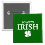 Proud Custom Soweto Irish City T-Shirt Badge